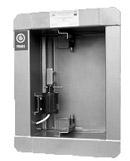 Клапан противодымный КДМ-2